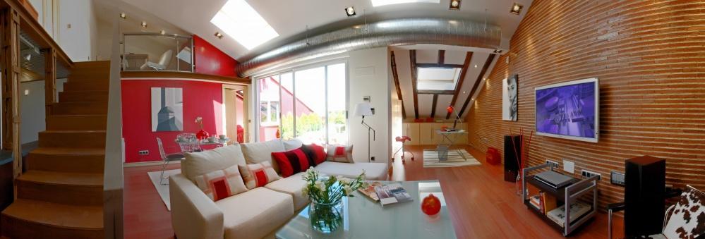 Erdgeschoss Wohn-/ Essbereich